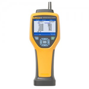 fluke-985-six-channel-particle-counter-0-3-m-to-10-m-range