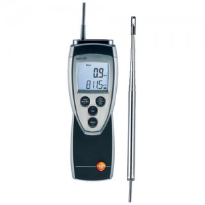 testo-425-kit-400563-4251-thermal-anemometer-kit-temperature-flow-and-volume-flow